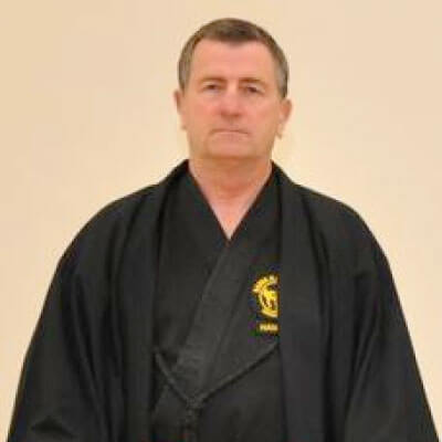 HANSHI ALAN GIBSON - Chief Instructor